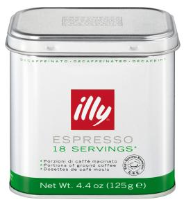 Illy ESE-Servings cafeïnevrij