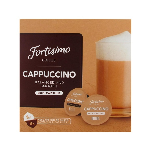 Fortisimo Cappuccino Dolce Gusto