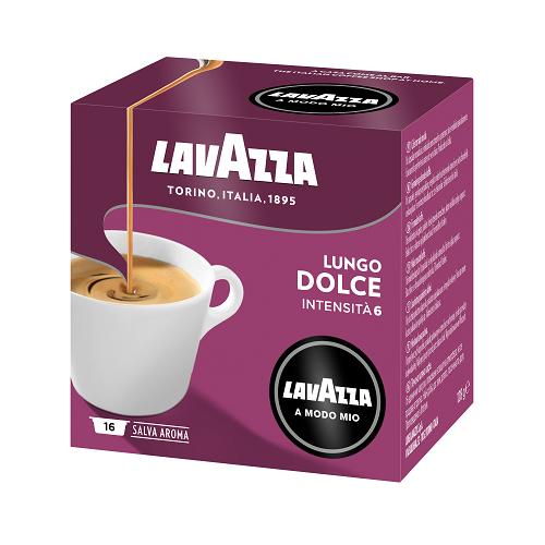 Lavazza A Modo Mio Caffè Crema Lungo Dolcemente