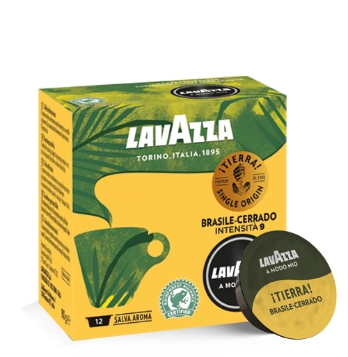 Koffie vergelijk ervaringen Lavazza A Modo Mio Tierra Brasile