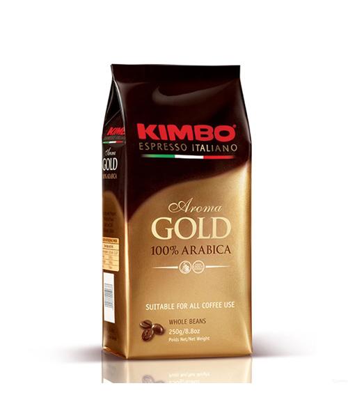 Caffè Kimbo Aroma Gold koffiebonen
