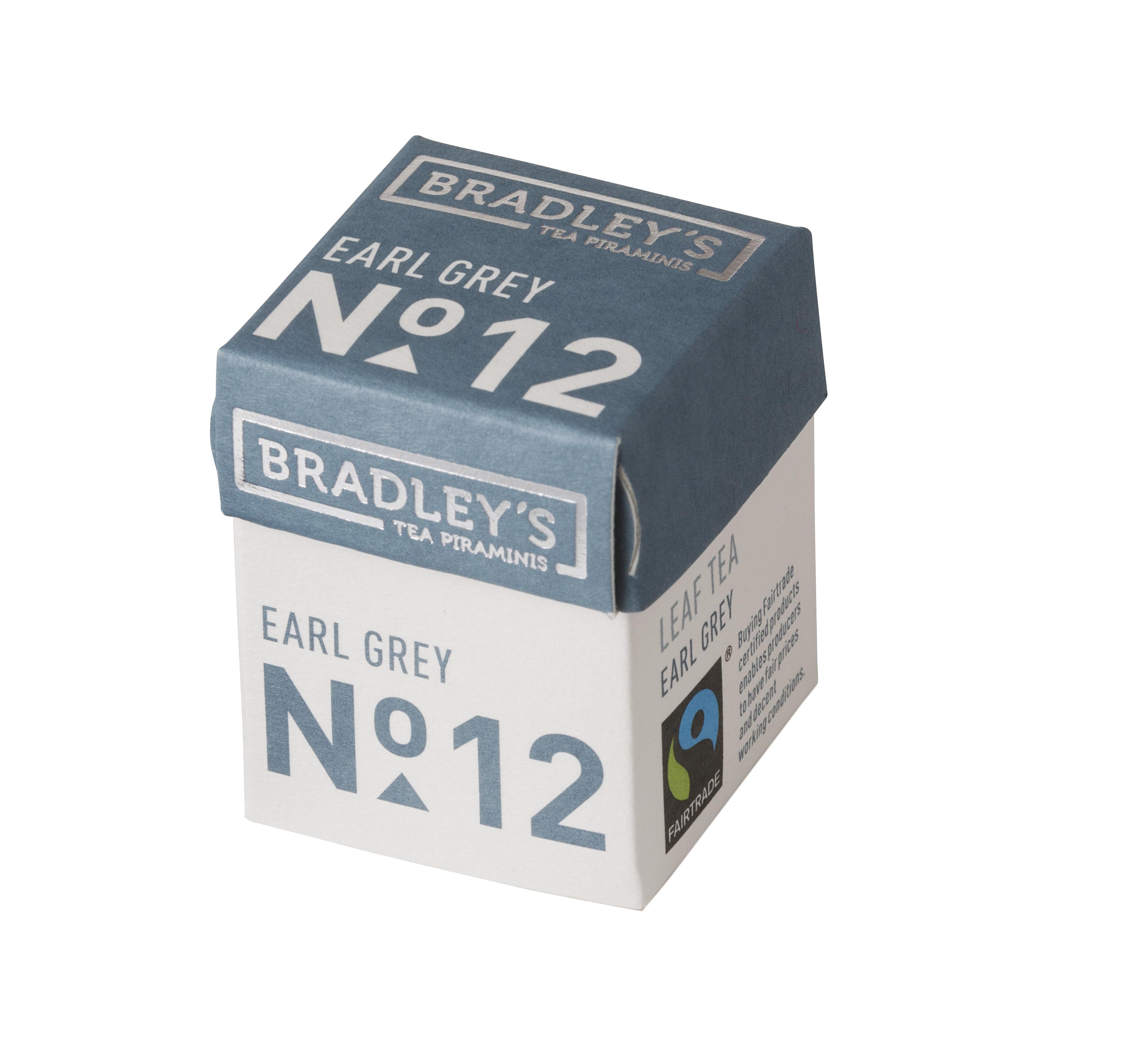 Bradley piramini witte thee earl grey