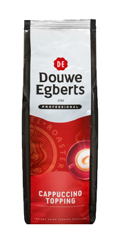 Douwe Egberts cappuccino topping