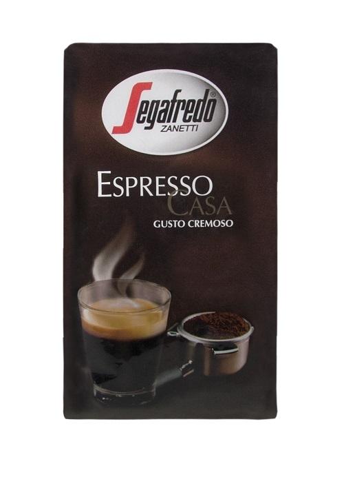 Koffie vergelijk ervaringen Segafredo Casa gemalen koffie