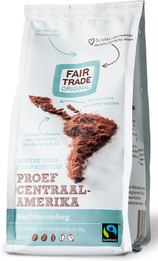 Fair Trade Original Proef Centraal Amerika snelfilter