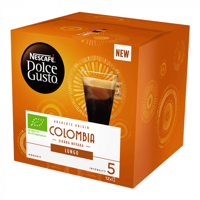 Dolce Gusto Colombia Lungo
