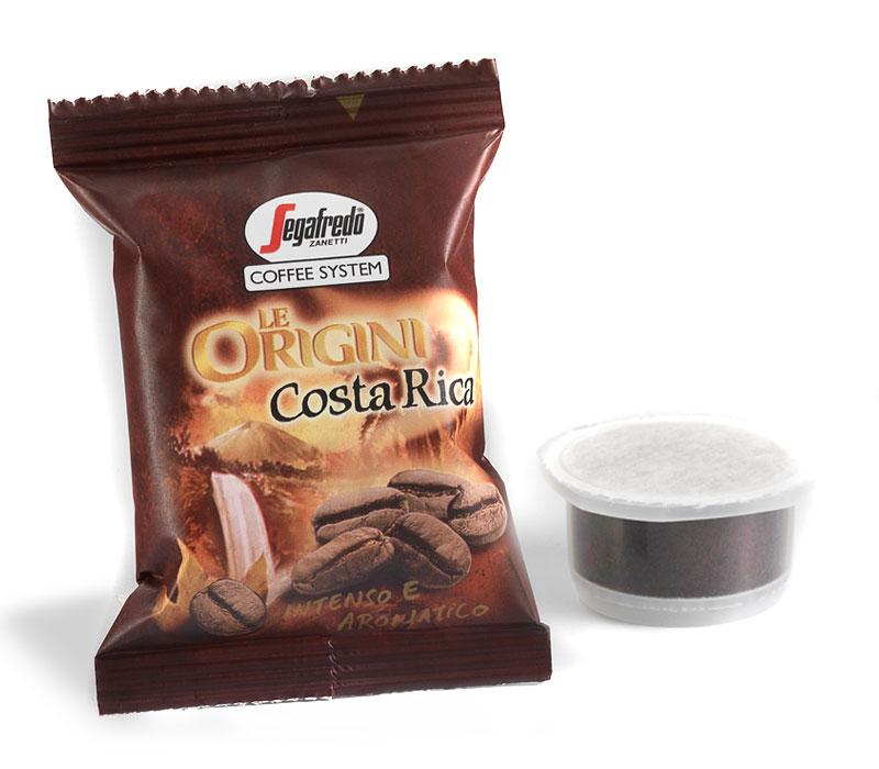 Koffie vergelijk ervaringen Segafredo Le Origini Costa Rica