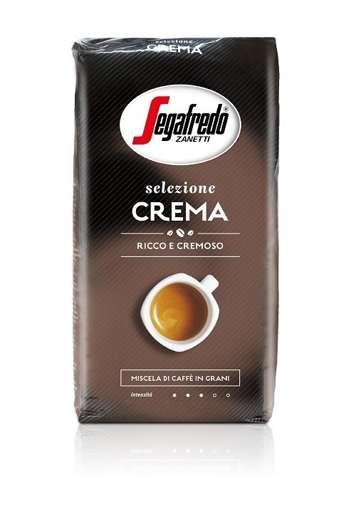 Koffie vergelijk ervaringen Segafredo Selezione Crema koffiebonen