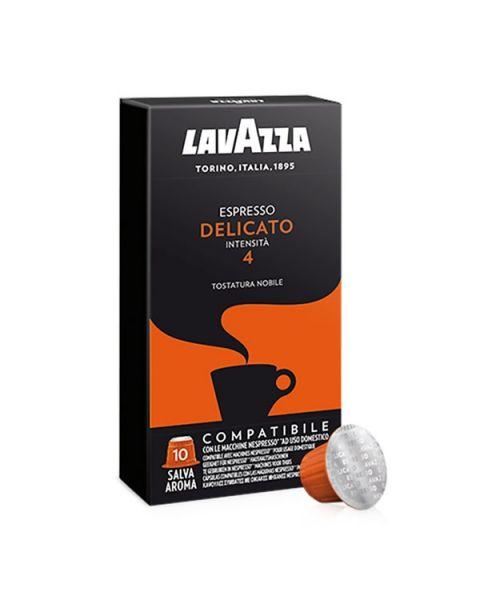 Lavazza Espresso Delicato capsules