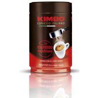 Caffè Kimbo Espresso Napoletano Blik gemalen koffie