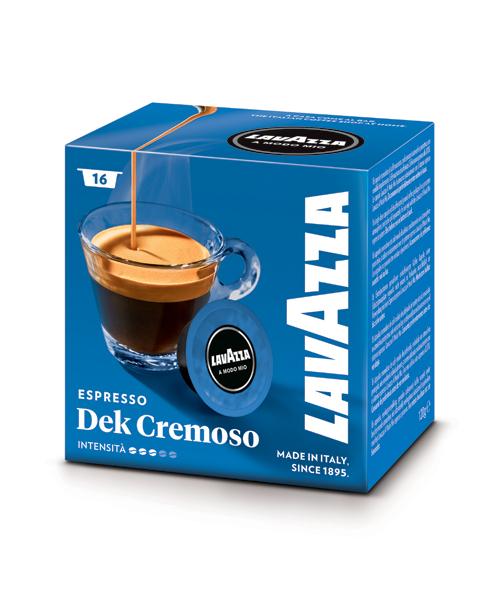 Lavazza A Modo Mio Dek Cremoso Espresso