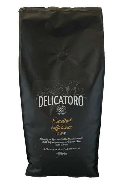 Delicatoro Excellent koffiebonen