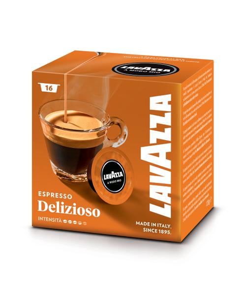 Lavazza A Modo Mio Delizioso Espresso