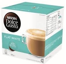 Koffie vergelijk ervaringen Dolce Gusto Flat White