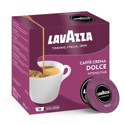 Koffie vergelijk ervaringen Lavazza A Modo Mio Caffè Crema Lungo Dolcemente 36 stuks