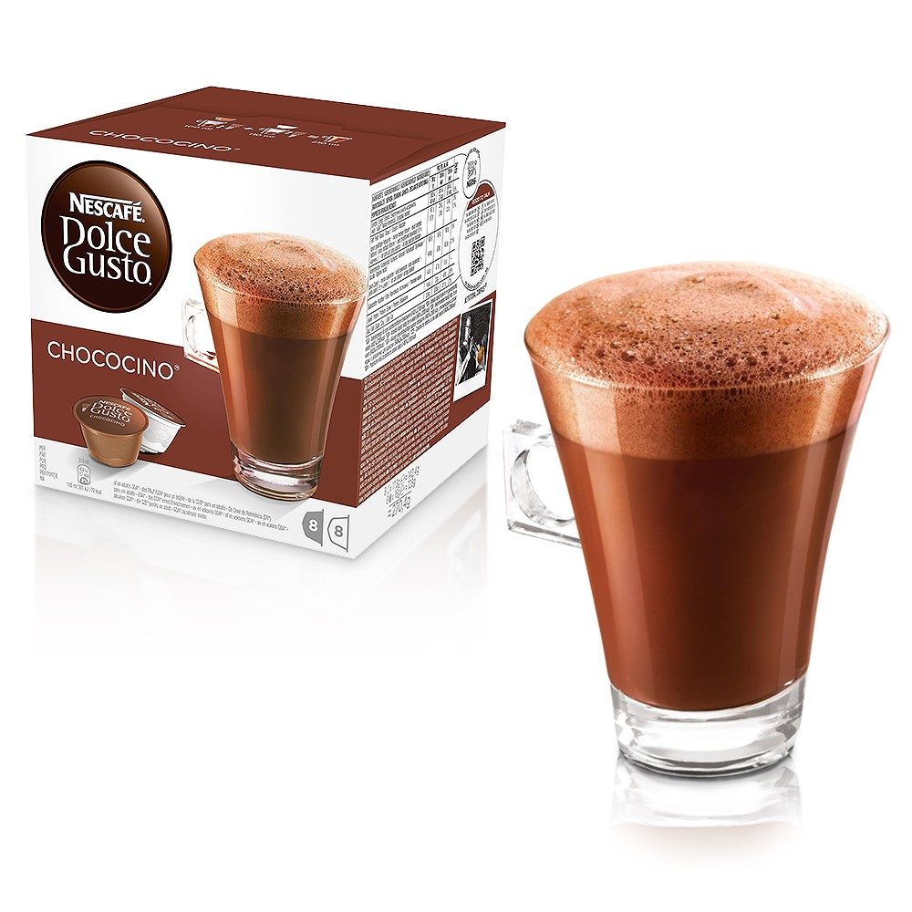 Dolce gusto chococino capsules koffievergelijk - Dolce gusto ou tassimo ...