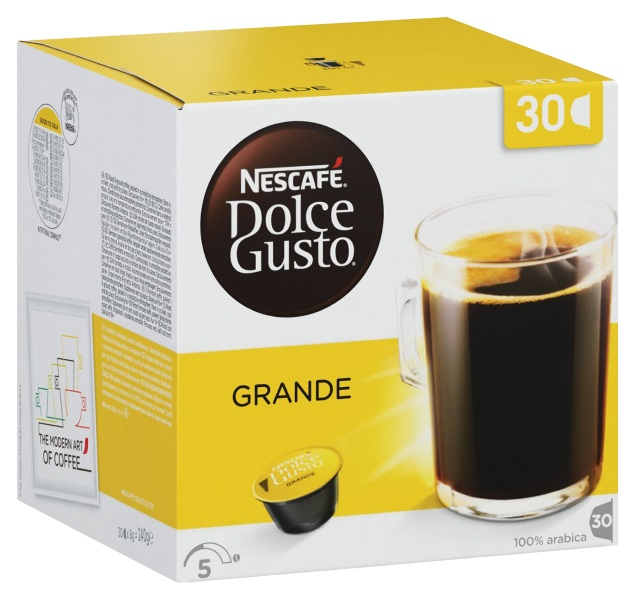Dolce Gusto Grande XL