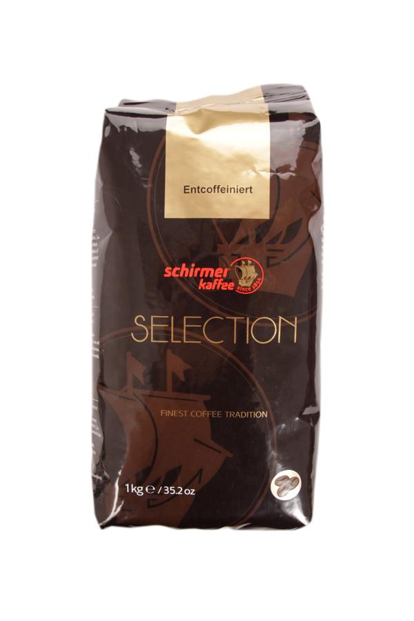 Schirmer Entcaffeiniert koffiebonen