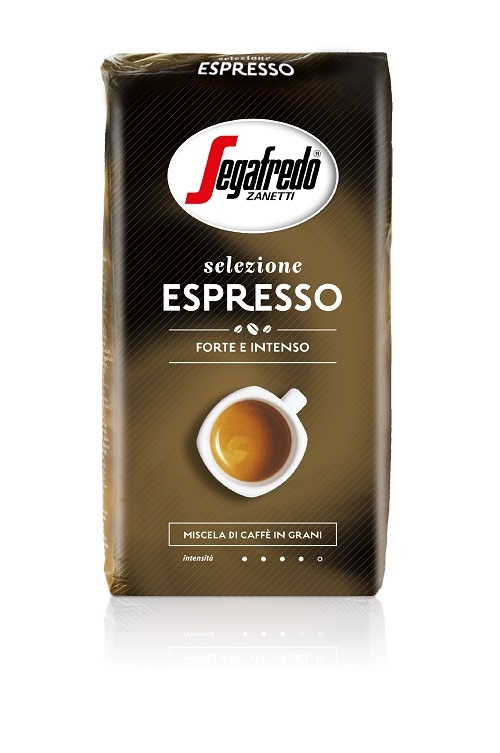Koffie vergelijk ervaringen Segafredo Selezione Oro koffiebonen