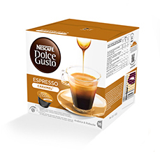 Dolce Gusto Espresso Caramel
