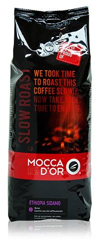 Mocca d'Or Ethiopia Sidamo koffiebonen