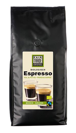 Fair Trade Original Espresso biologische koffiebonen