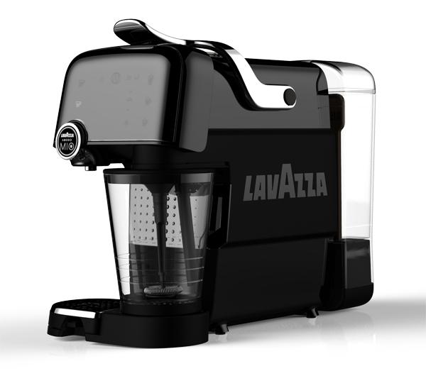 Lavazza A Modo Mio Fantasia LM 7000S zwart