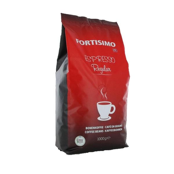 Fortisimo Espresso Regular koffiebonen