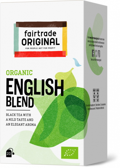 Fair Trade Original thee Engelse Melange