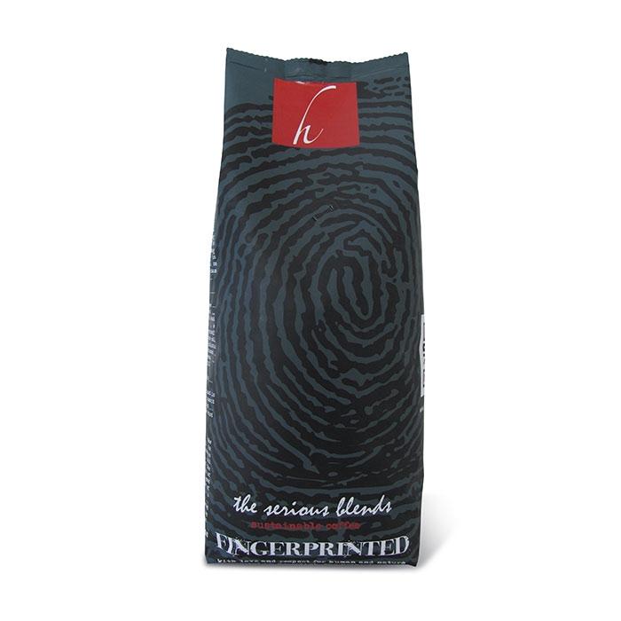 Fingerprinted Serious Original koffiebonen