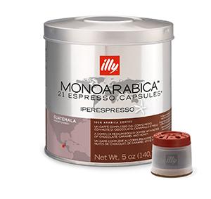 Illy MIE-capsules Monoarabica Guatemala