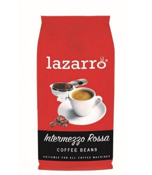 Lazarro Intermezzo Rossa koffiebonen
