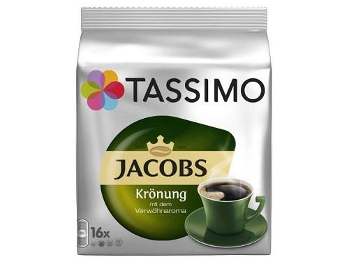 Koffie vergelijk ervaringen Tassimo Jacobs Krönung