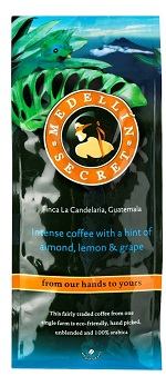 Medellin Secret La Candelaria Guatemala koffiebonen