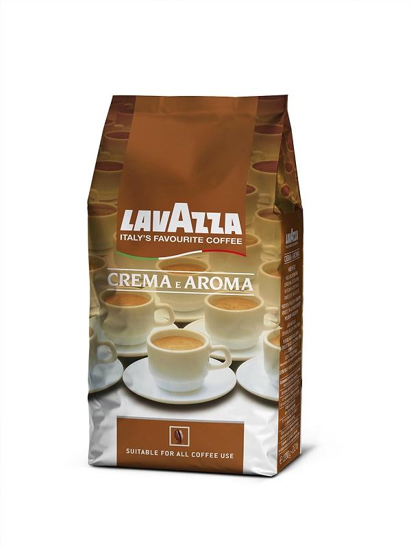 Lavazza Crema e Aroma koffiebonen