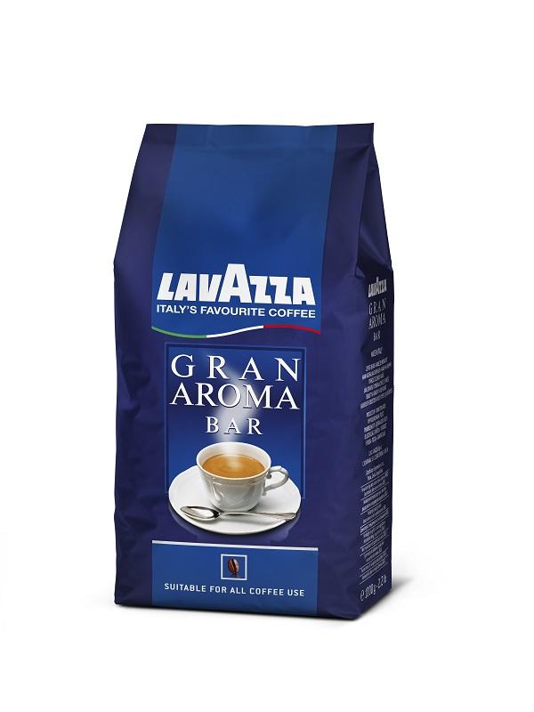 Lavazza Gran Aroma Bar koffiebonen
