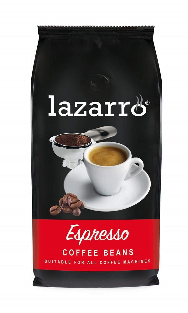 Koffie vergelijk ervaringen Lazarro Espresso koffiebonen