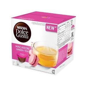 Dolce Gusto Macaron Green Tea
