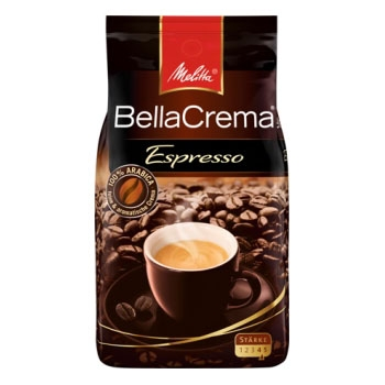 Koffie vergelijk ervaringen Melitta BellaCrema Espresso koffiebonen