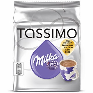 Tassimo Milka warme chocolademelk