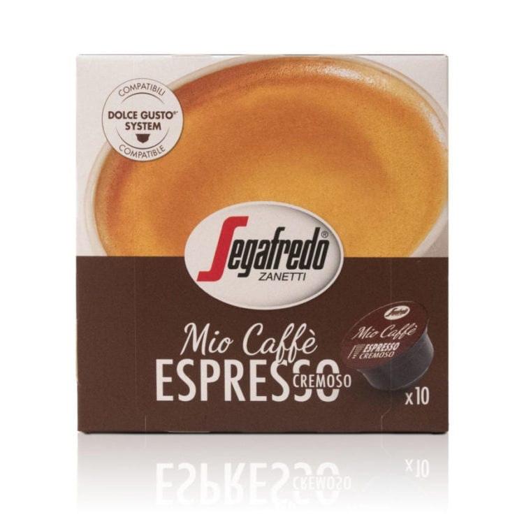 Segafredo Mio Caffe Espresso Dolce Gusto