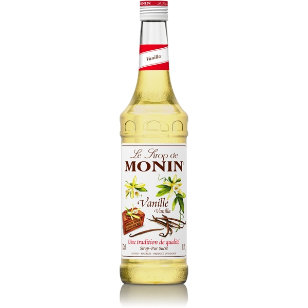 Koffie vergelijk ervaringen Monin vanille siroop 70cl
