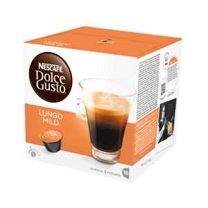 Dolce Gusto Lungo Mild