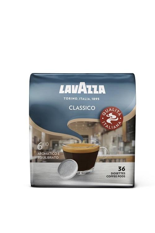 Koffie vergelijk ervaringen Lavazza Classico koffiepads