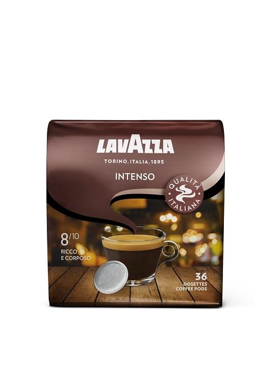 Lavazza Intenso koffiepads