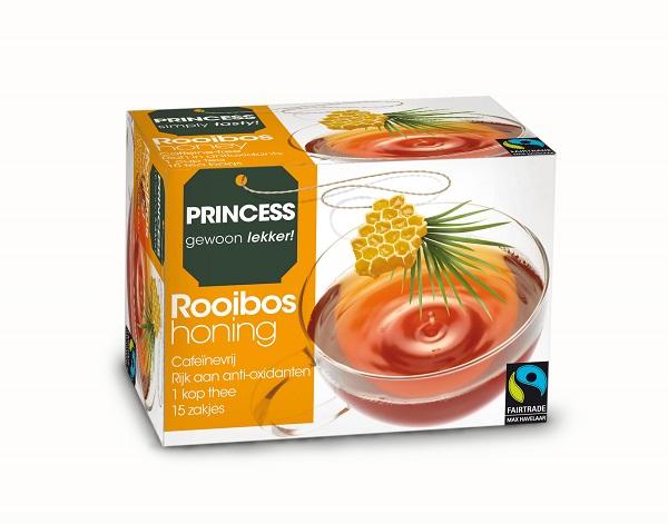 Princess thee rooibos honing