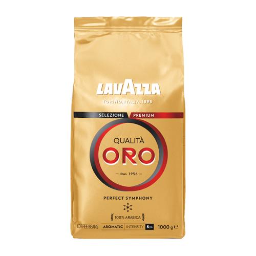 Koffie vergelijk ervaringen Lavazza Qualita Oro koffiebonen