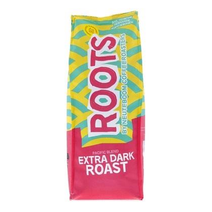 Roots Extra Dark Roast Espresso BIO koffiebonen