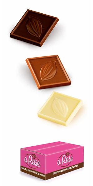 Koffie vergelijk ervaringen Roseto Mix chocolade