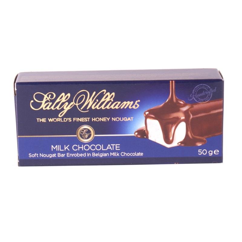 Sally Williams nougat melk
